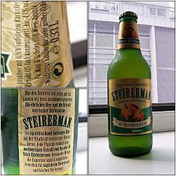 Birra e semi di zucca