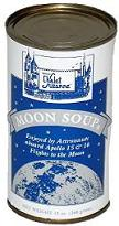 Nasa Moon Soup