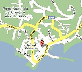 Cartina Stradale Cilento.Cartina Marina Di Camerota Trashfood