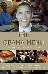 Obama Book menu'