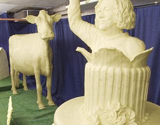 Sculture di burro