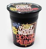 Pot Noodle Kebab Flavoured