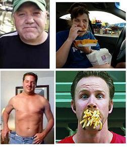 A dieta da McDonald's
