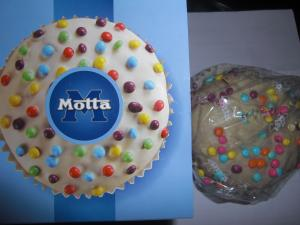 Motta Cup cake