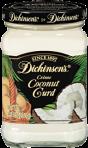 Dickinson Coconut curd