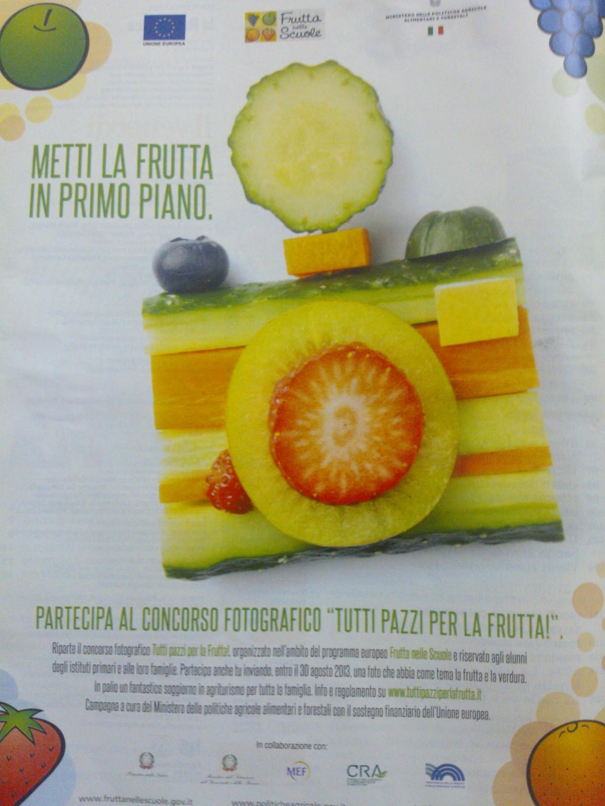 Frutta Nelle Scuole Calendario Distribuzione.Frutta Nelle Scuole Risultati Della Ricerca Trashfood